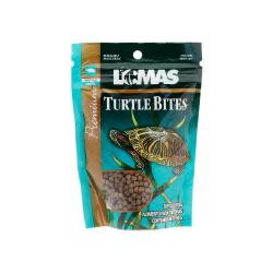 Alimento para tortuga Lomas Turtle Bites 300 g